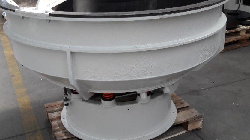 Máquina de vibração modelo RWO-D-720