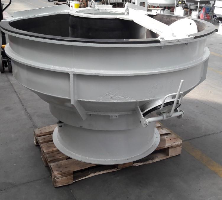 Máquina de vibração modelo RWO-D-720. 3