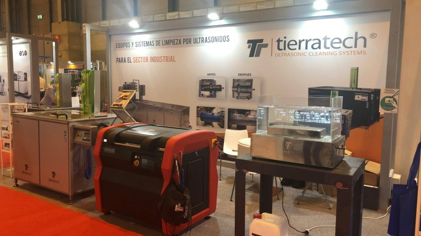 Stand TierraTech