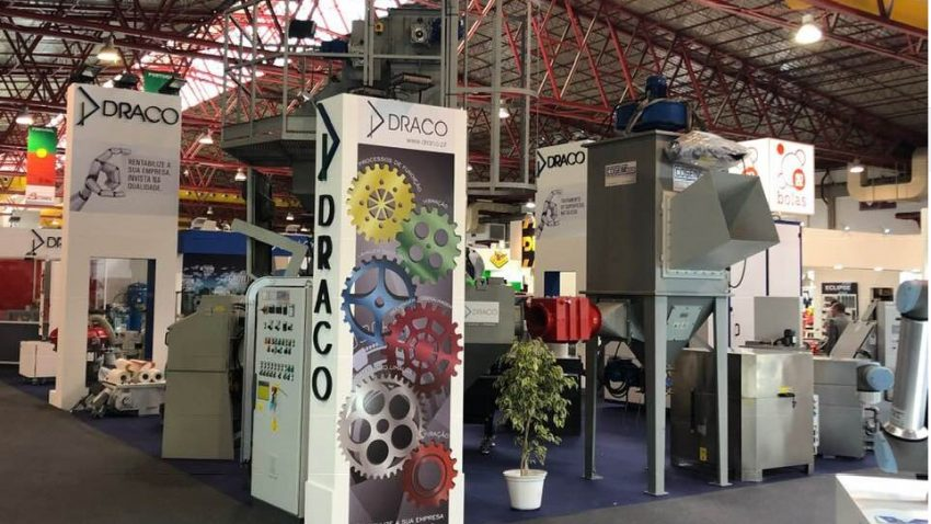 Stand EMAF 2018- DRaco